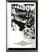 VICTOR  JORY  IS  * THE SHADOW *  COMPLETE 15 EPISODE RADIO SHOW - $5.00