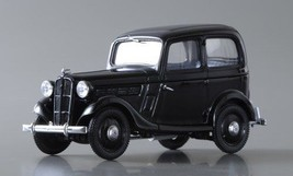 EBBRO 1/43 Datsun 17 Model sedan 1938 black Nissan - $122.78