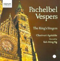 PACHELBEL VESPERS by The King's Singers