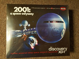 Moebius Models 2001:A Space Odyssey, Discovery XD-1, #2001-3 - $148.49