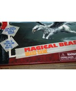 Genuine Harry Potter  MAGICAL BEASTS  Board Game   Excellent - $14.99