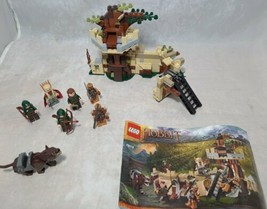 LEGO The Hobbit Mirkwood set 79012 100% complete w/ instructions + Mini ... - $84.14