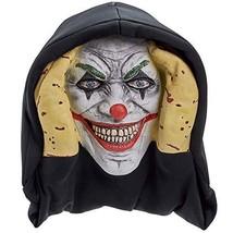Scary Peeper Evil Clown It Inspired Look Halloween Prop - True-to-Life P... - $35.14