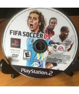 FIFA Soccer 09 (Sony PlayStation 2, 2008) Disc Only - $7.57