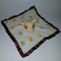 Simba The Lion King Lovey Disney Baby Plush Security Blanket Paw Prints ... - $29.65