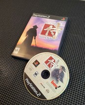 Way of the Samurai (Sony PlayStation 2, 2002) |Great Condition!| - $18.81