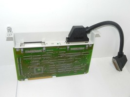 HONEYWELL 621-9937 PARALLEL I/O MODULE W/ 628-2000 CABLE ASSEMBLY DOUBLE END
