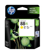 Yellow Ink-HP 88XL High Yield Cartridge (for Officejet Pro K550/K550dtn/... - $46.99