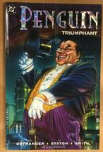 Batman Penguin Triumphant TPB Ostrander Staton Smith DC Comics - $14.69