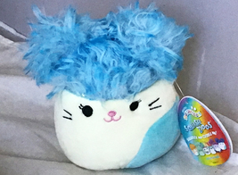 "Squishmallows Squish-Doos Blue Cat 5"" Cora KellyToy Plush Toy - $20.00"