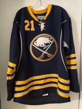 Buffalo Sabres Reebok CCM NHL On Ice Hockey Jersey Mens Size 50 Stafford - $148.50