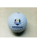 2012 RYDER CUP PGA MEDINAH Callaway 2 Logo GOLF BALL Collectible - $19.00