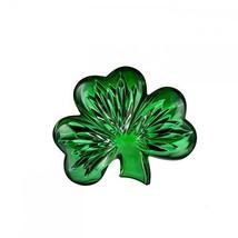 Waterford 40003421 Green Shamrock Paperweight - $101.09