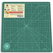 Calibre Art Rotating Self Healing Cutting Mat, Perfect for Quilting & Art Projec