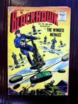 Blackhawk No.107 The Winged Menace Dec/1956 Quality Comics - $32.39