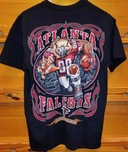 New ATLANTA FALCONS  RUNNING BACK  T Shirt BLACK shirt NFL TEAM - $21.99+