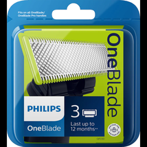 Philips OneBlade replacement blade 3 pcs - $98.00