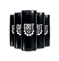 GRIT American Energy - Case of 24 Cans - $47.04