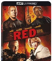Red [4K Ultra HD + Blu-ray]