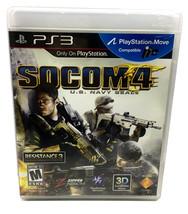 Sony Game Socom 4 us navy seals - $6.99