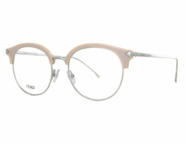 Fendi Eyeglasses FF0165 V5N18 51mm Pink Optical Eyeglasses Frames - $118.79