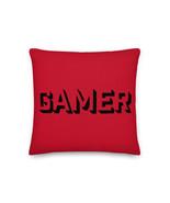 Gamer Pillow Gamer Cushion Premium Games Pillow Playstation XBOX Pillow ... - $30.50+