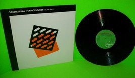 OMD 1st LP Vinyl Record Album  Synth-Pop Orchestral Manoeuvres In The Da... - £26.44 GBP