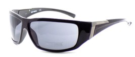Harley Davidson HDX872 BLK Wraparound Sunglasses Black 67-14-130 Smoke + CASE - $42.31
