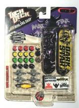Tech Deck Mini SK8 Shop Dark Star Finger Skate Board 2-pk Target Rare New! - $29.09