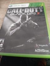 MicroSoft XBox 360 Call Of Duty: Black Ops II image 1