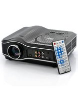 DVD Projector with DVD Player Built In - DVD Player Projector Combo - $219.99