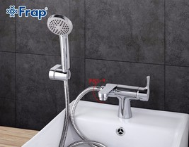 Frap 1 set robinet de lavabo de salle de bain de style classique avec do... - $98.50