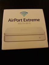 Apple AirPort Extreme Base Station Wireless N Router 3rd Gen, MB763LL/A  - $89.09