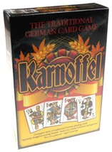 Karnoffel Traditional German Card Game Scoring Boards Ages 8+ Skill Chan... - $3.39