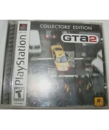 Grand Theft Auto 2 Collector's Edition GTA2 for Sony Playstation 1 Rockstar - $18.69