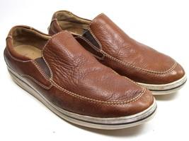 Johnston Murphy Memory Foam Sheepskin Loafers Mens Size 13 M - $28.71