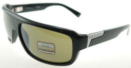 Serengeti Matteo Shiny Black / 555nm Polarized Sunglasses 7369 - $175.91