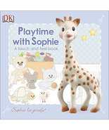Sophie la girafe: Playtime with Sophie: A Touch and Feel Book [Board boo... - $6.95
