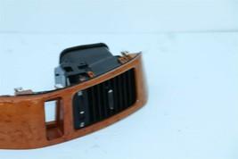 03-07 Lexus GX470 Dash Air Heater A/C Vent Grill Wood Trim Panel Driver Left LH image 2