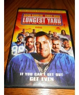 The Longest Yard [2005] Staring Adam Sandler and Chris Rock full screen ... - $4.46