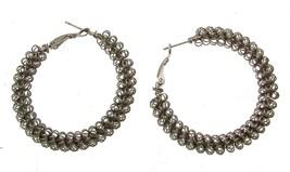 Hoop Earrings Fashion Earrings Statement Earrings For Women 13701  - $11.79