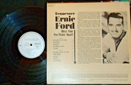 Tennessee Ernie Ford – Bless Your Pea Pickin' Heart! AA20-2074 Vintage image 2