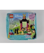 LEGO Disney Princess 104pc MULAN'S TRAINING DAY #41151 New in Sealed Damaged Box - $11.29