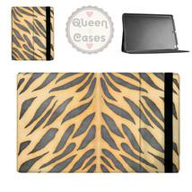 Tiger Print Tablet Flip Case - $29.99+