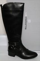 "LIZ CLAIBORNE ""GABREY"" LONG BOOTS, SIZE 6, BLACK,1007062, NIB - $20.00"