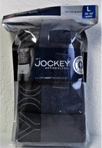"Jockey Men's Active Blend Boxer Briefs 4-Pack Blue/Gray Size- L (36""- 38"") - $22.87"