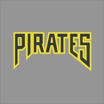 Pittsburgh Pirates #14 MLB Team Logo Vinyl Decal Sticker Car Window Wall - $4.40+