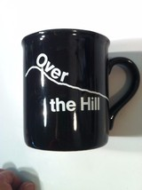 "VINTAGE HALLMARK ""OVER THE HILL"" COFFEE MUG--1985--""MUGS""-- SHIPS FREE--... - $13.44"