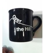 """VINTAGE HALLMARK """"OVER THE HILL"""" COFFEE MUG--1985--""""MUGS""""-- SHIPS FREE--... - $13.44"""