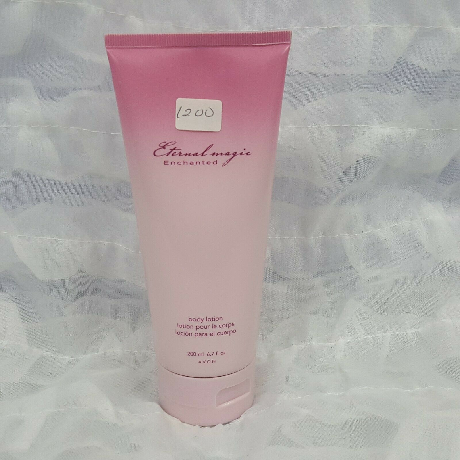 Primary image for Avon ETERNAL MAGIC ENCHANTED Body Lotion 6.7 fl.oz. Discontinued Scent